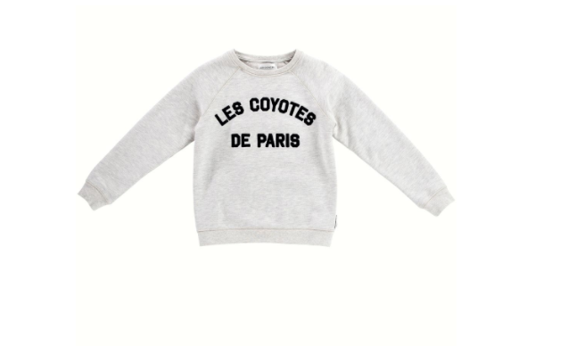 Les Coyotes De Paris sweater
